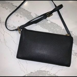 Tory Burch Bags - TORY BURCH  crossbody black purse